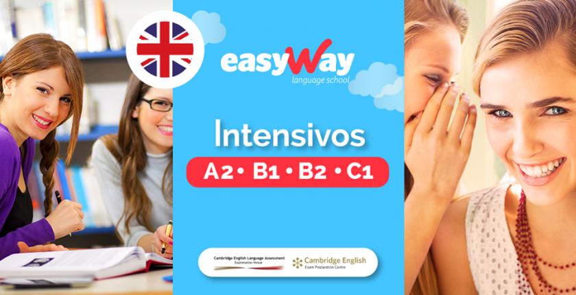 intensivos inglés A2-C2