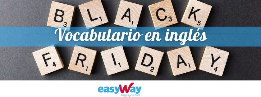 Black Friday vocabulario inglés