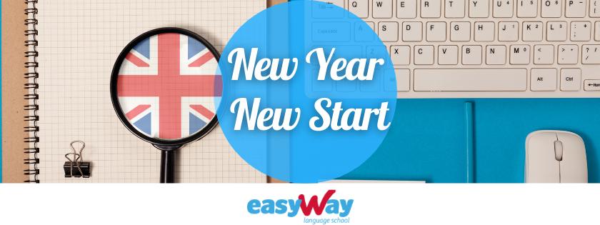 Aprender inglés propósito año nuevo