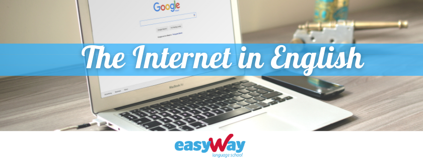 The internet in English